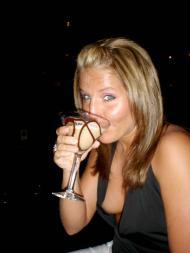 Cocktailschluerferin